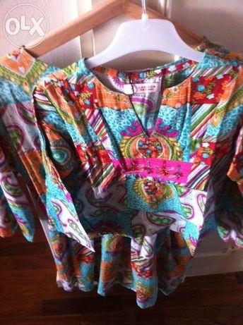 2 Blusa/Tunicas Lanidor