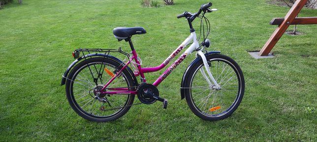 Rower Rayon Carina koła 24 cale