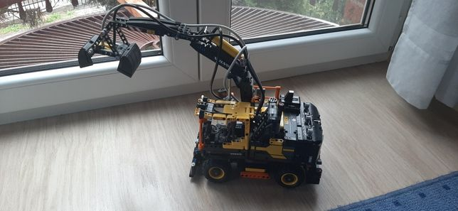 LEGO 42053 + Power Functions