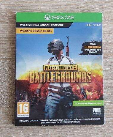 Battlegrounda XBOX ONE