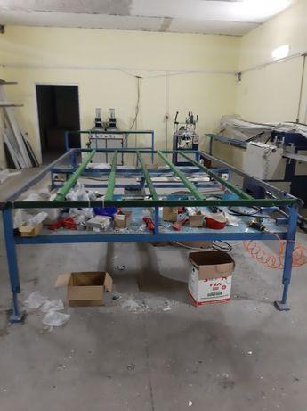 Обладнання лінія виробнича для ПВХ вікон