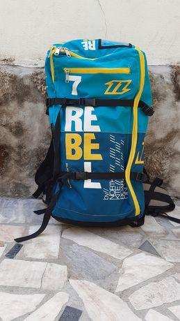 Kitesurf Asa North Rebel 7 mts