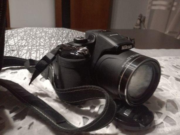 Aparat fotograficzny NIKON coolpix P610