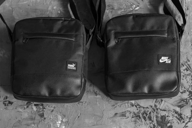 Спортивный мессенджер Nike / Puma, мужская сумка через плечо, барсетка