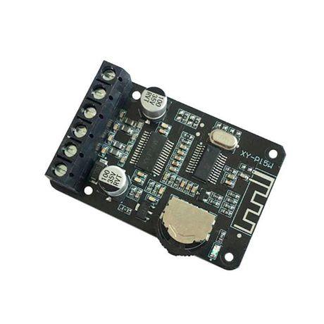 Плата блютус Bluetooth стерео аудио усилитель 15 20 ватт 30-40ват