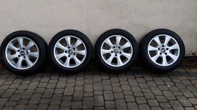 Koła BMW e46 16 cali ( felgi, opony 225/55/16 )
