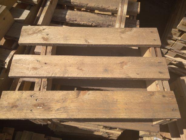 Paleta 400x600 na płozach ćwierćpaleta ćwiartka palety drewniane FV
