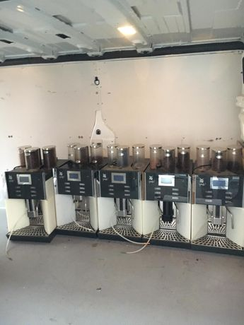 Кофемашина  автомат WMF Presto Necta