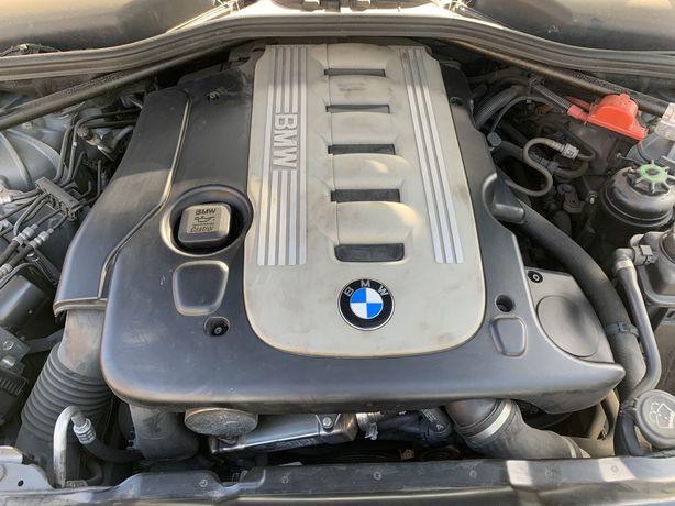 Двигатель мотор BMW M57N2 180 000 KM двугун бмв e60 E65 E70 E90 X5 X3