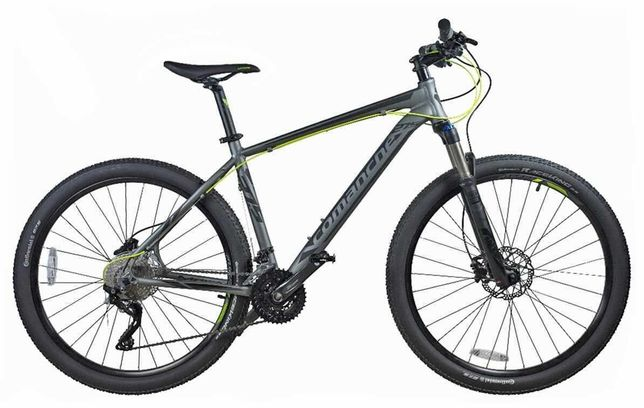 Спортивный велосипед Comanche maxima 27,5