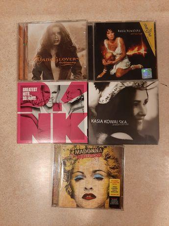 Płyty CD z muzyką 20zł