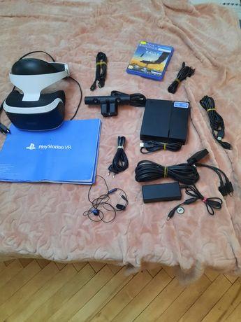 PlayStation VR ps4 пс4 + диск для VR EAGLE FLIGHT полностью на руском
