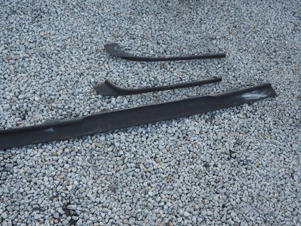 Spojler zderzaka tył mercedes W107 USA