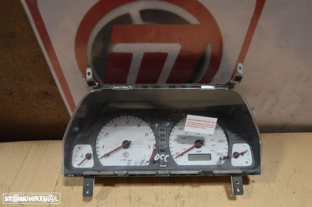 Quadrante MG ZF inglês (milhas)