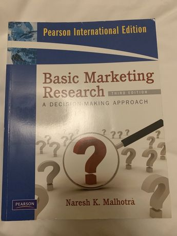 Basic Marketing Research (Pearson)