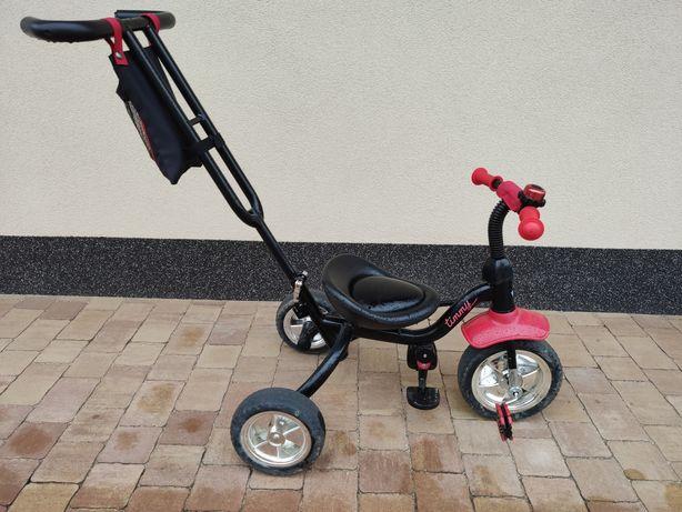 Rower trójkołowy Timmy czerwony