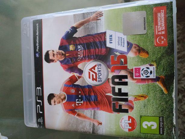 Ps3 FIFA 15 Polecam