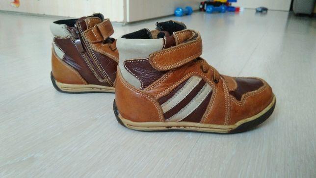 Утепленные ботинки 16 см стелька