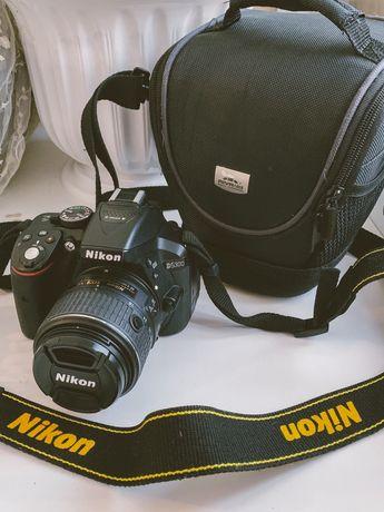 Фотоапарат Nikon D5300 18-55mm Wi-fi