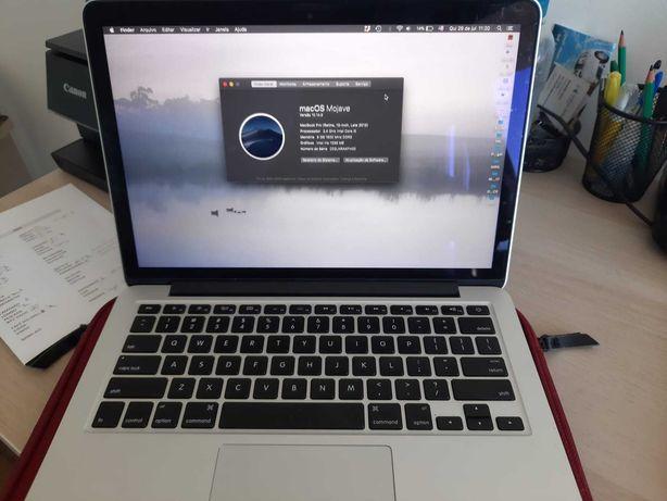 MacBook Pro (Retina, 13-inch, Late 2013) - Impecável!!