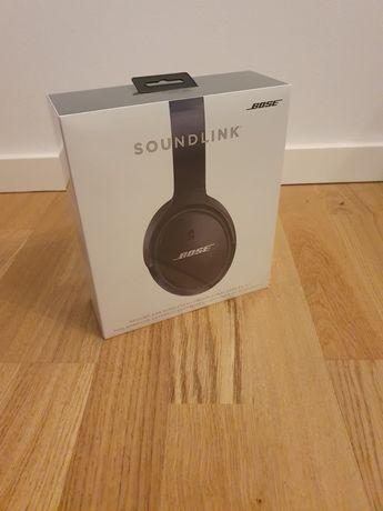 Bose soundlink ll  słuchawki NoWe