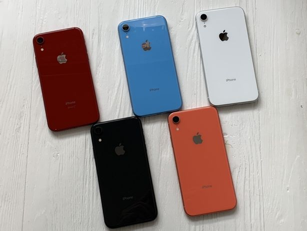 iPhone XR 64gb Neverlock ГАРАНТИЯ МАГАЗИН Trade-In