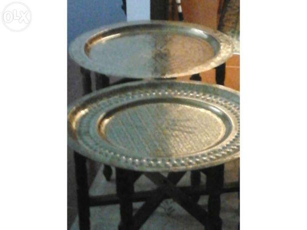 Mesas de chá marroquinas