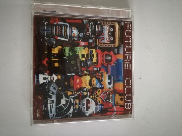 Future Club 4 CD