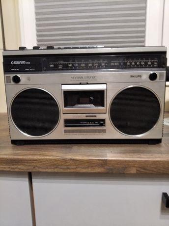 Philips 580 radiomagnetofon