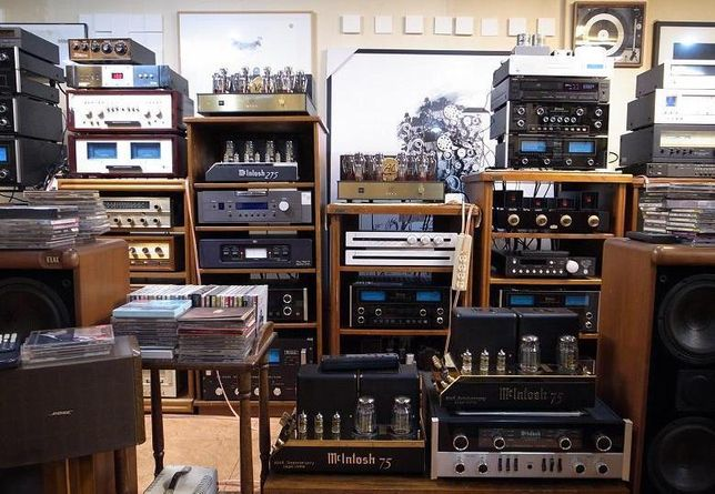 Ремонт аудиотехники Hi-Fi, усилителей, винтажной, синтезаторов.