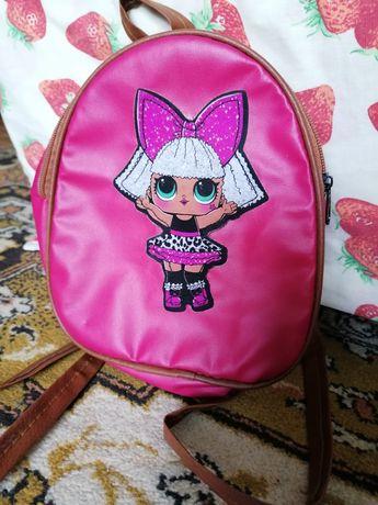Дитячий рюкзак ЛОЛ