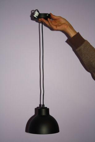 lampa wisząca pojedyncza Luminex