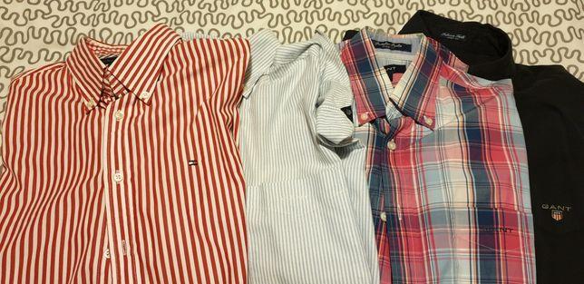 Camisolas,camisas, sweats e pólos originais Gant