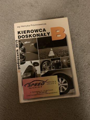 Kierowca doskonały ksiazka nauka jazdy teoria