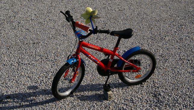 Rower 16 cali idealny do nauki jazdy