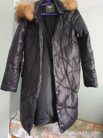 Пальто женское, размер S
