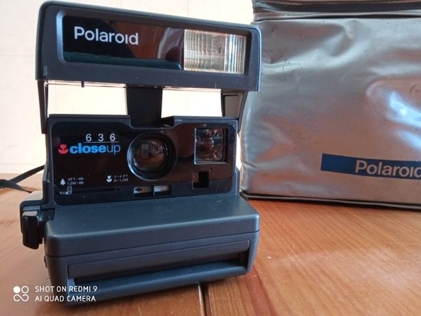 PACK VINTAGE - Rádio, Polaroid & Gira discos