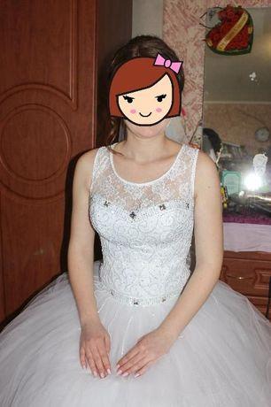 Свадебное платье 42-44