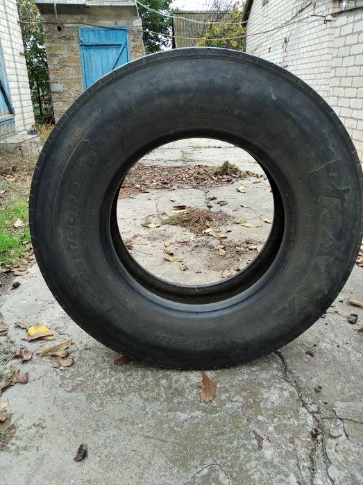 Резина на грузовую фуру Новотроицкое - изображение 1