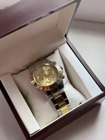 Часы ролекс daytona с подарочной коробкой