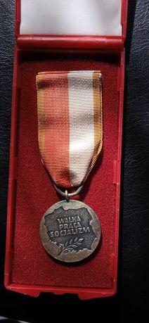 Medal  za pracę i pożycie