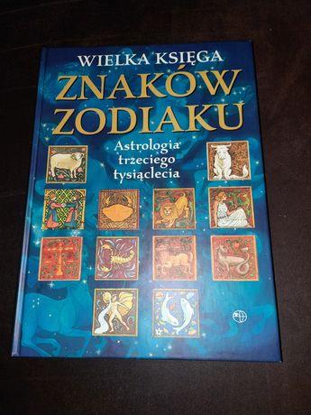 Sprzedam Wielką Księgę Znaków Zodiaku