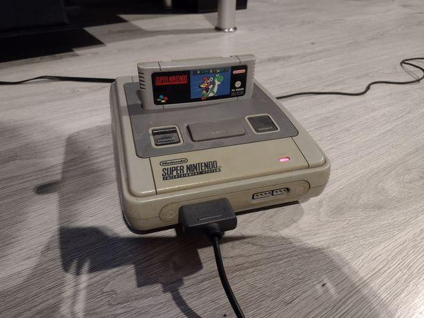 Nintendo z1992 z jednym kartridzem