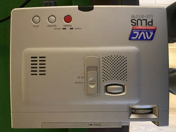 Projektor AVC plus U3-810 W plus ekran