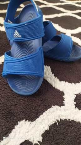 Sandałki dzieciece adidas
