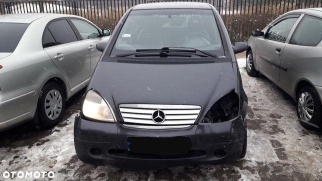Mercedes-Benz Klasa A Mercedes klasa A po stłuczce silnik sprawny