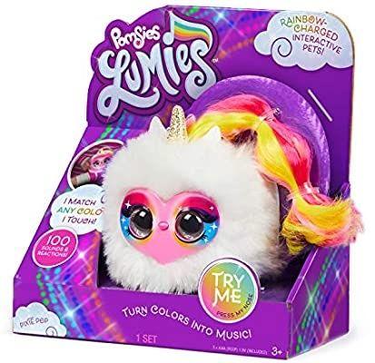 Интерактивная игрушка Lumies Pixie Pop Оригинал