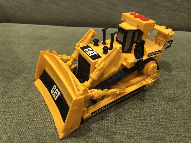 Toy state-Cat бульдозер Caterpillar со светом, звуковой
