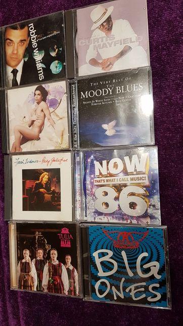 Płyty cd, muzyka. Zamienię.