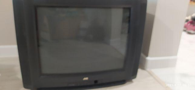 Телевизор gvс. Производитель япония